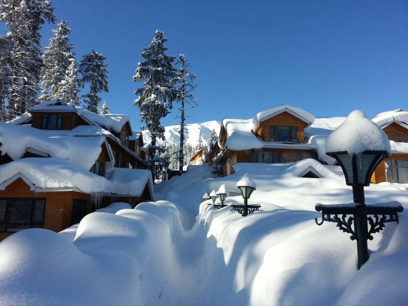 Kullu Manali Shimla Honeymoon Tour Packages From Vapi