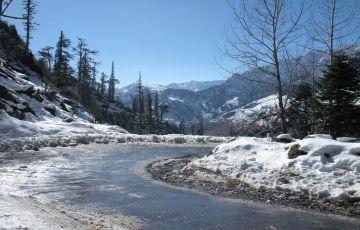 Kullu Manali Shimla Honeymoon Tour Packages From Jamshedpur