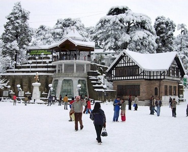Kullu Manali Shimla Honeymoon Tour Packages From Dhanbad