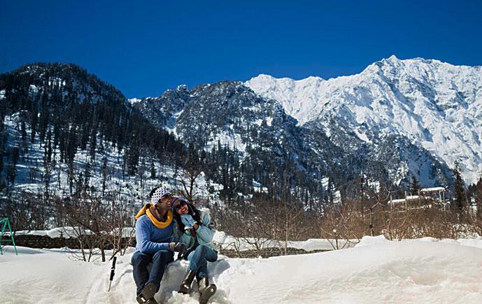 Kullu Manali Shimla Honeymoon Tour Packages From Deoghar