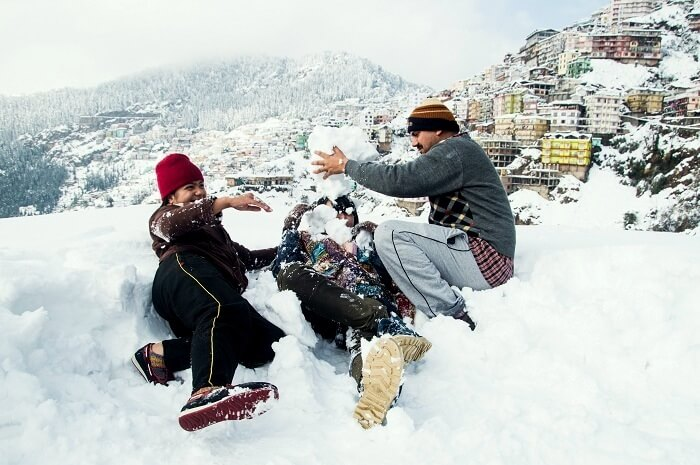 Kullu Manali Shimla Honeymoon Tour Packages From Rajapalayam