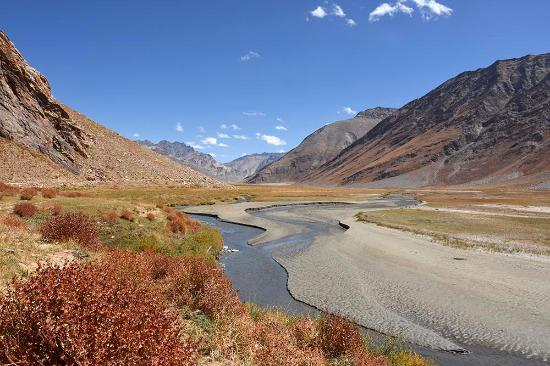 Ladakh With Zanskar Valley Package