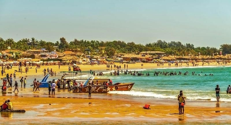 Goa Tour Package For 4 Day and 3 Night