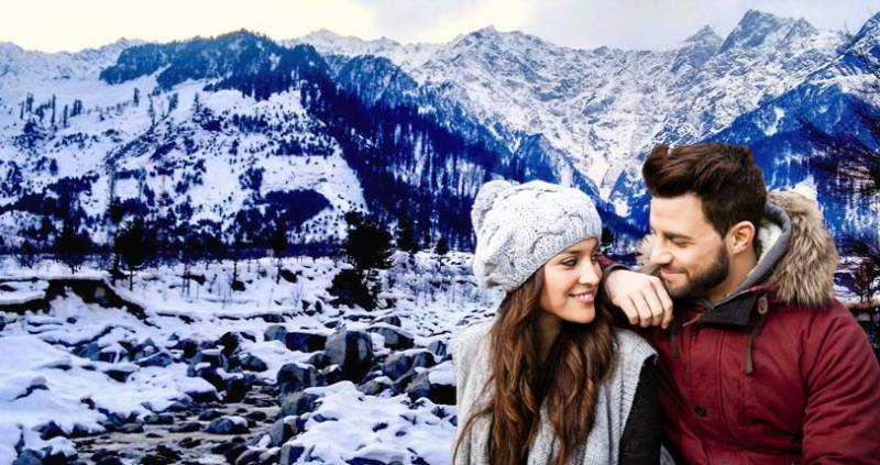 03 Nights 04 Days Manali - Kasol Honeymoon Package