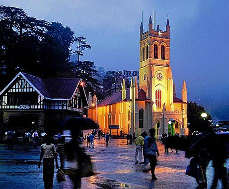 Best Of Shimla Manali Tour Package By Car