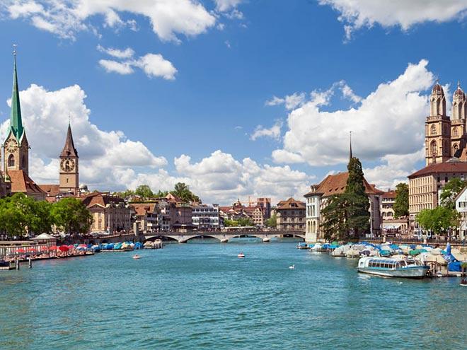 Elaborate Switzerland Tour