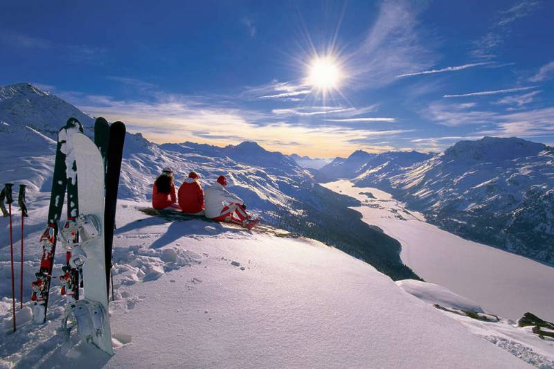 Elaborate Switzerland 12 Days Tour