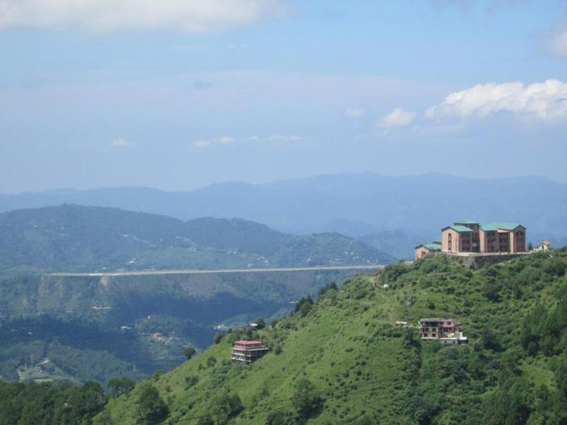 Monsoon Package Delhi To Palampur