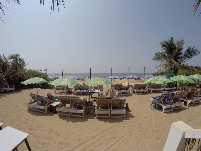 Beach Queen Goa Tour