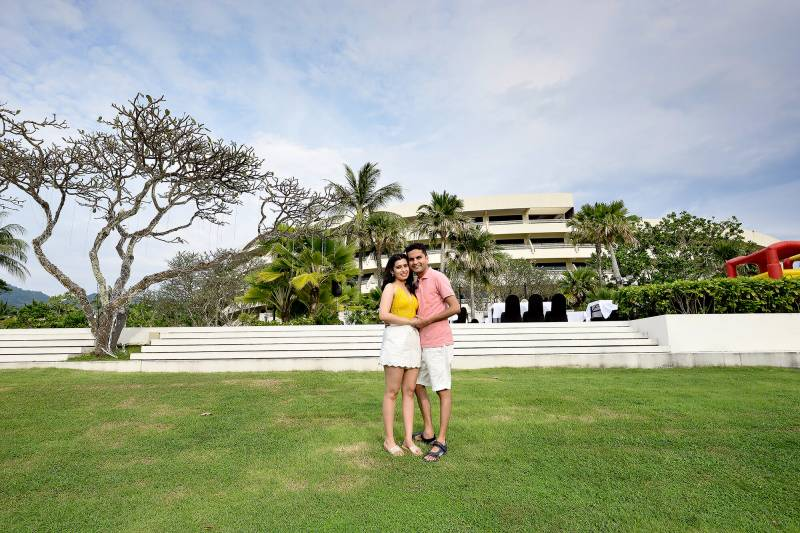Honeymoon At Phuket Tour