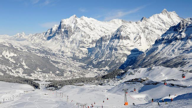 Switzerland Skiing Experience Tour Package