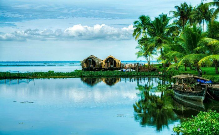 Palm And Backwaters Tour Package