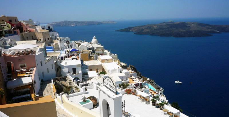 Greek Isles Tour Package