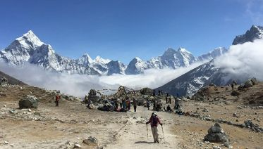 Everest Base Camp Trek Tour Package
