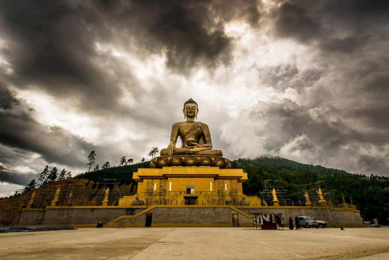 Bhutan Bike Trip Tour