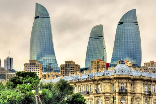 Baku -Azerbaijan Tour