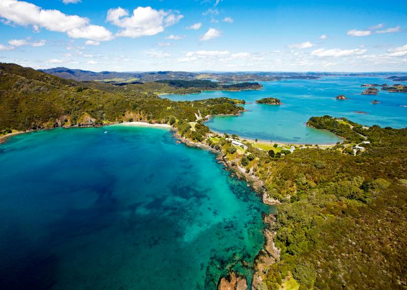 Best Of North Island Tour Package