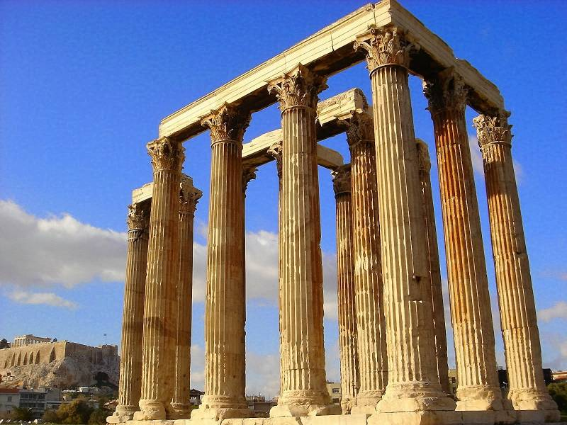 Athens Tour Package