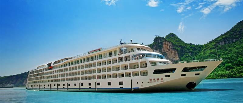 Beijing, Xian, Chongqing, Cruise, Shanghai Tour Package
