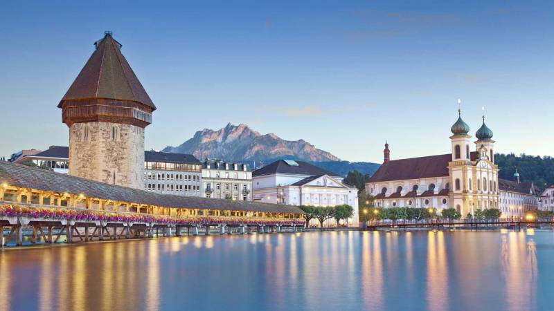 Gems Of Switzerland Tour Package
