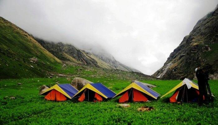 Camping At Malana Package