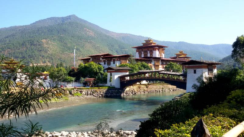 Winter Tour To Bhutan