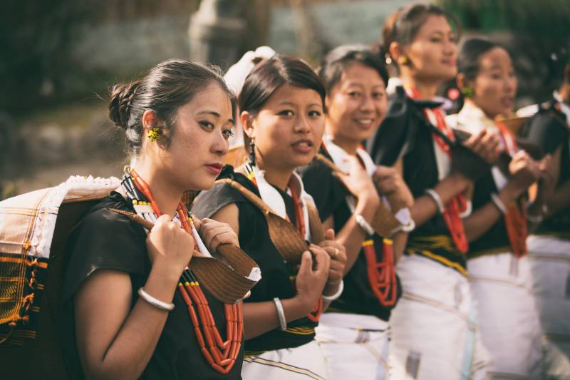 Hornbill Festival Group Package
