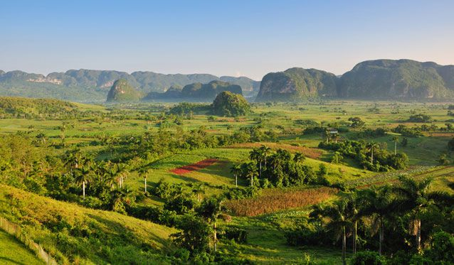 The Natural Wonders Of Cuba Tour Package
