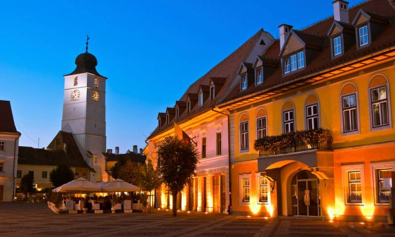 Day Trip To Bran Castle  Tour Package