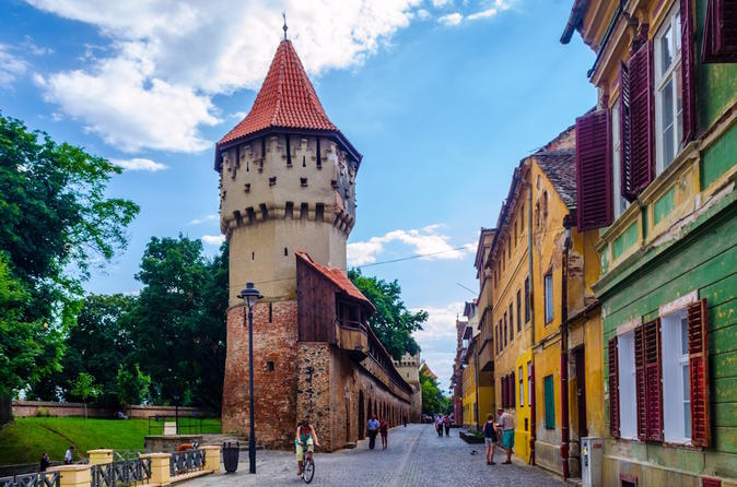 Sibiu City Tour Package