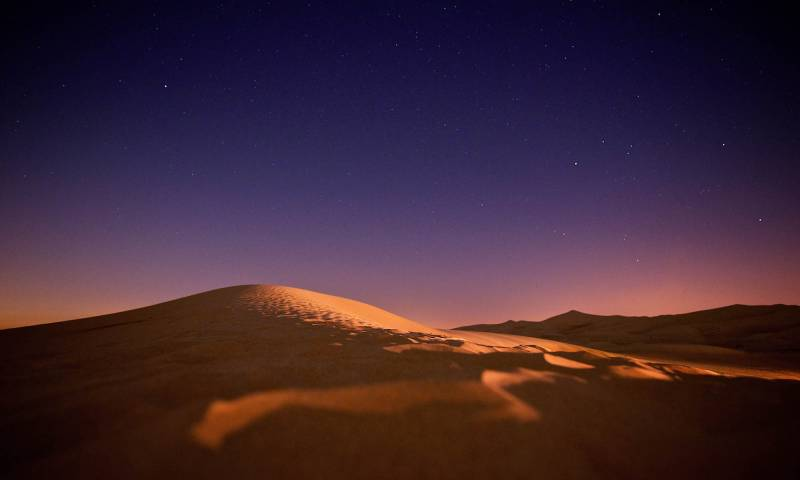 Dubai Evening Desert Safari Tour Package