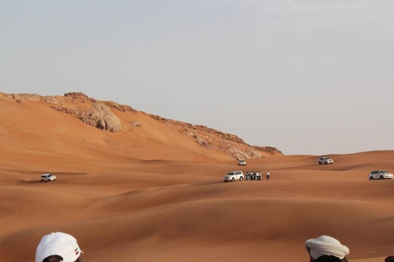 Desert Safari - Quad Bike Combo Deal Tour