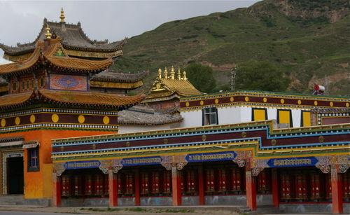 Tibetan Spheres Tour
