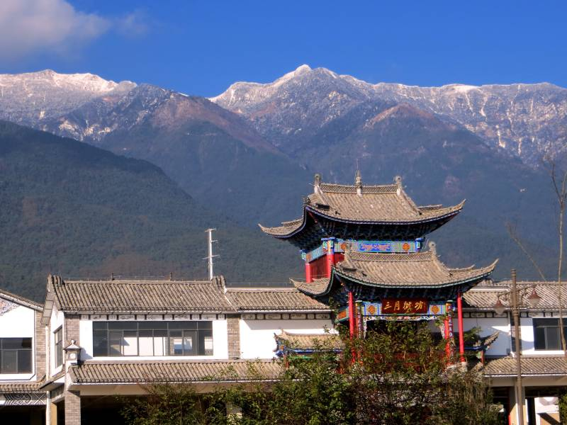 Kunming Dali Lijiang Shangri-la Tour