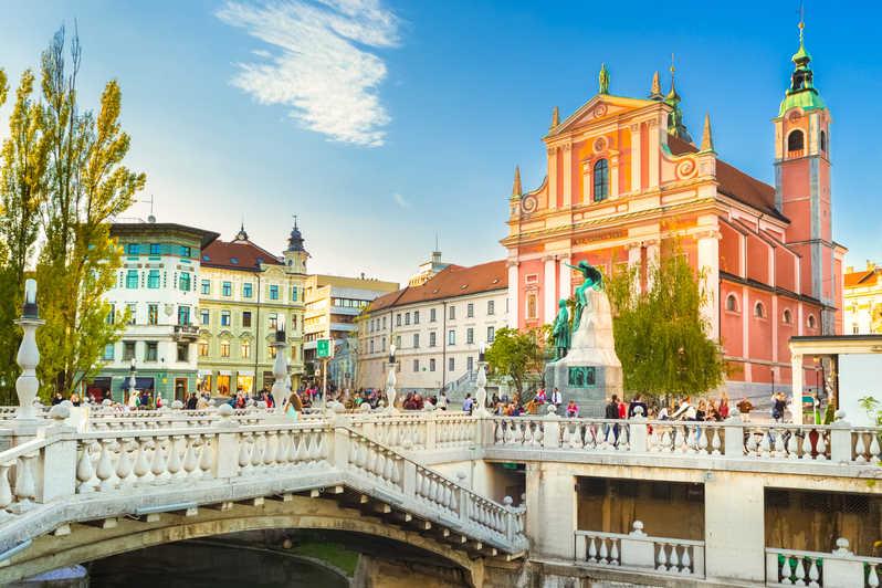 Slovenia Tour From Zagreb