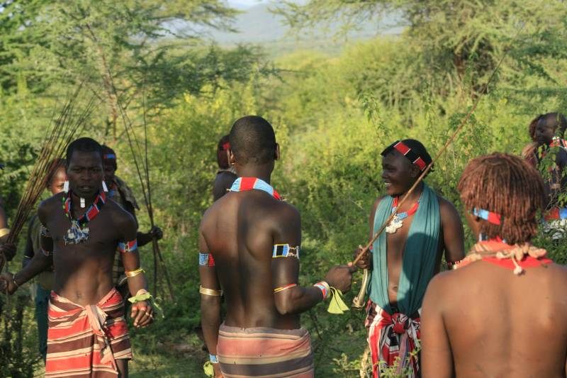Omo Valley , Historic Route , Harar And Yabelo Tour