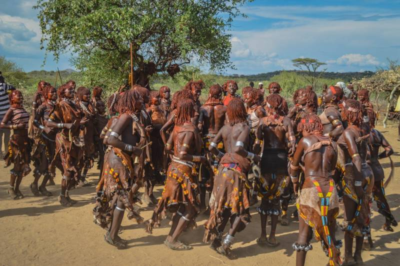 Northern Historic Route And Omo Valley Tour