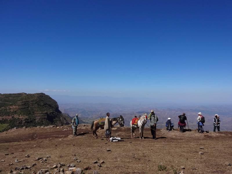 Bale Mountains Trekking Tour