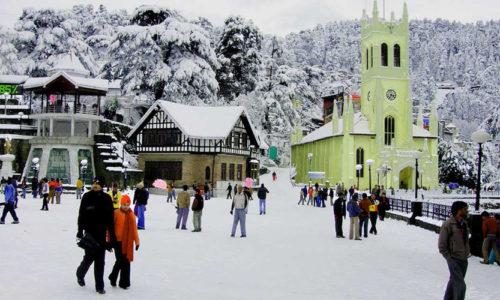 Best Trip To Shimla, Manali With Chandigarh
