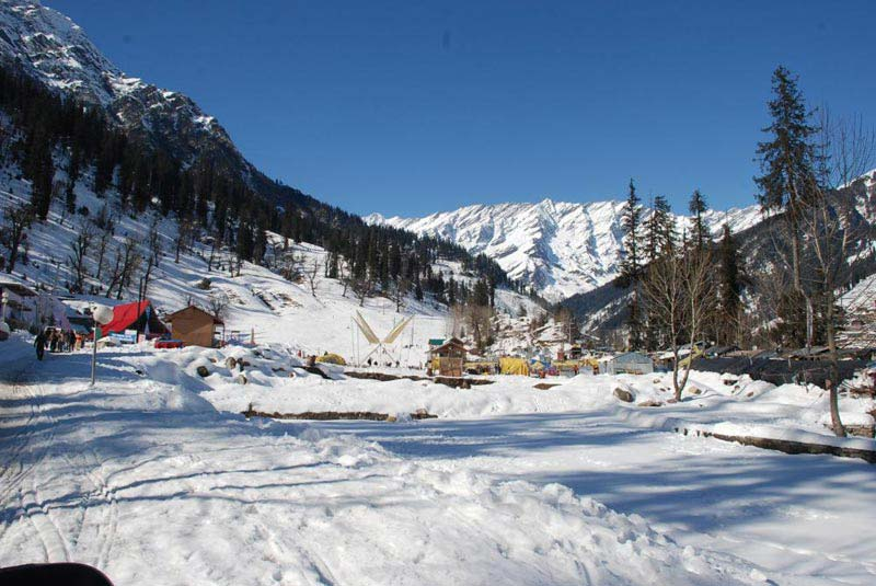 Chandigarh - Saraahan - Shimla Tour Package