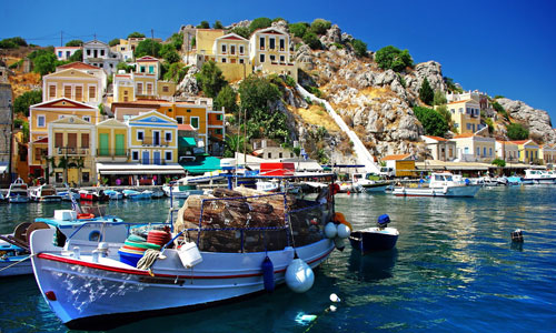 Greece Tour Package