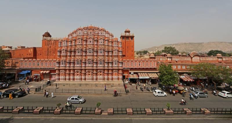 Taste Of Rajasthan Tour