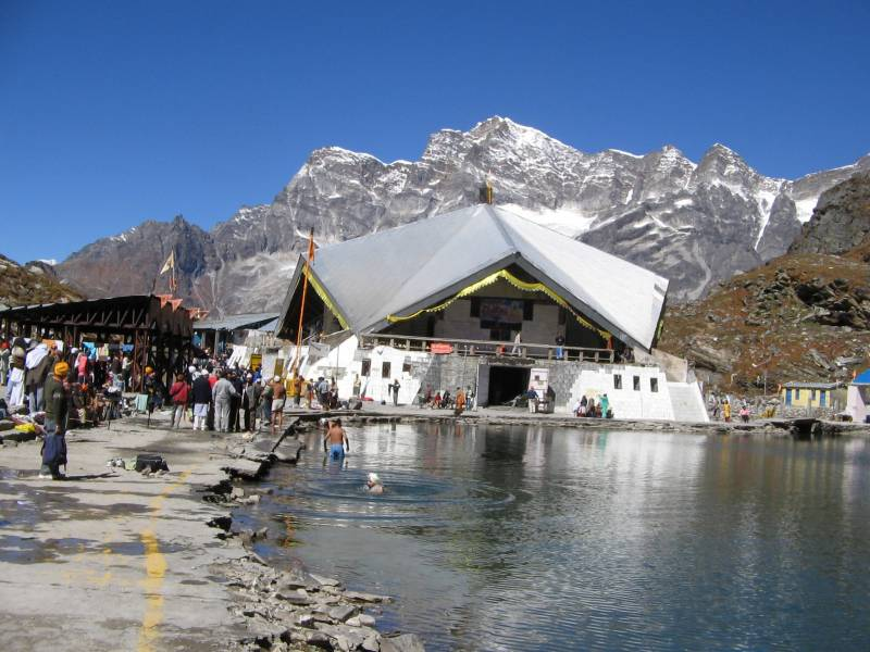 Char Dham With Hemkund Sahib You Must Be Physically Fit To Trek To Hemkundsahib Tour
