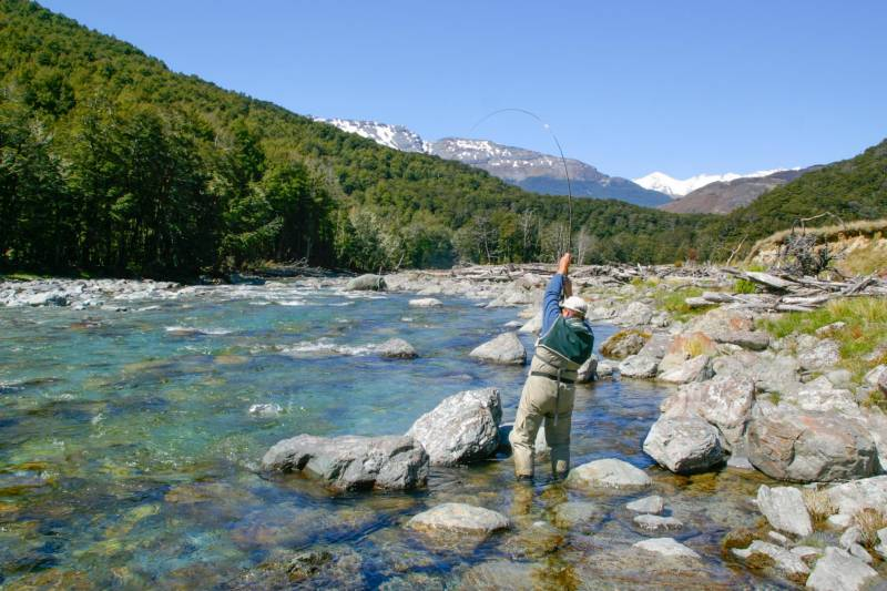 Mountain Trout Fishing Tour ( Experience Of Fishing In Mountain Rivers) Tour