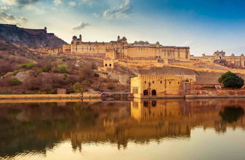 Forts, Lakes & Hills 8 Days Tour