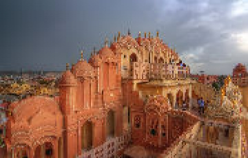 Golden Triangle With Lakes. 9 Days Tour
