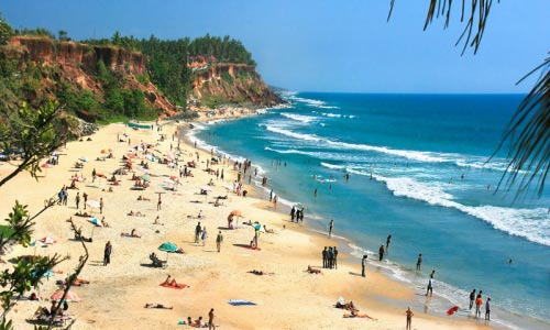 Calangute Beach North Goa (Near Beach) Tour