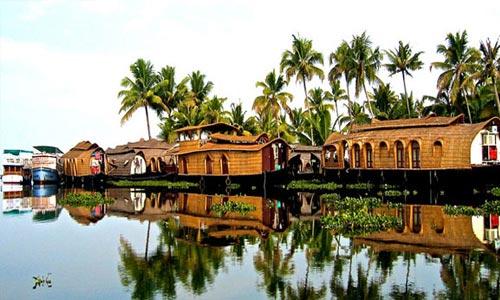 Palakkad- Thrissur- Alleppey- Kovalam- Trivandrum Tour