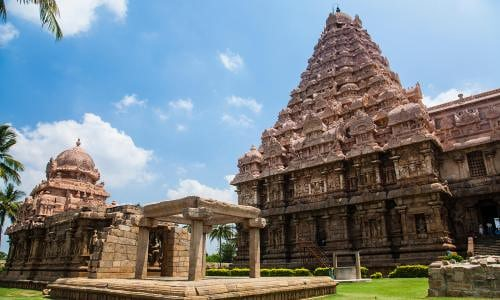 Trichy – Pondicherry - Mahabalipuram - Trichy Tour