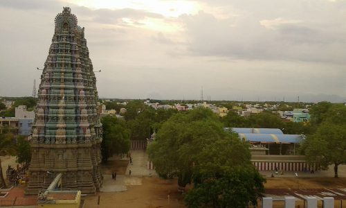Trichy - Rameswaram - Pondicherry - Bangalore Tour
